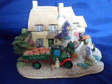 Lilliput Lane Old Scrumpy Farm Allerford Somerset L2394 2001 / 2002 Club special