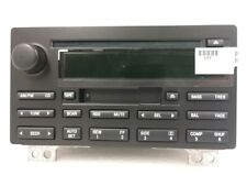 Ford CD cassette radio. OEM original stereo. Factory remanufactured