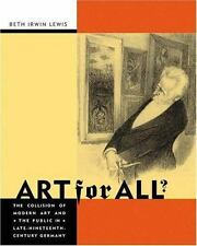 Art for All?: The Collision of Modern Art and the Public in Late-Ninet-ExLibrary