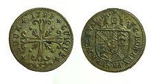 pci3500) Swiss  SCHWYZ - Neuchatel 1/2 Batzen 1791