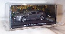 Aston Martin DBS de James Bond Casino Royale Nuevos Sellados Pack 1:43 Escala