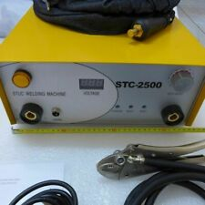 New Listingstc 2500 Capacitor Discharge Stud Welder Welding Machine With 6 Collets 400w