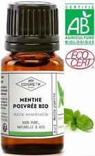 Huile Essentielle de Menthe Poivrée BIO 5 ml