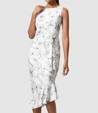 Alba Moda Freizeitkleid Kleid Sommerkleid Cocktailkleid Partykleid Viskose 44