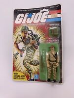GI Joe 6420 - Hasbro Jungle Trooper Action Figure - 1983 - MOC