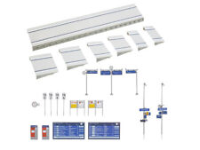 Faller HO 120206 Bahnsteige//Grundplatten Bausatz Neuware