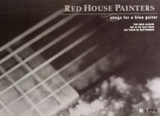 RED HOUSE PAINTERS 1996 original ADVERT SONGS FOR A BLUE GUITAR mark kozelek