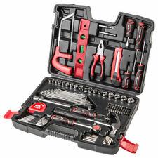 100 tlg Werkzeugkoffer bestückt Set Werkzeug Satz Werkzeugkiste Werkzeugkasten