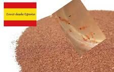 Huevos de artemia salina eclosionar brine shrimp - comida alevines - 15 gramos