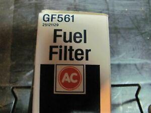 NOS Fuel Filter ACDelco GF561 GM 25121129