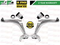 FOR HONDA CIVIC FK FN 05- FRONT LOWER SUSPENSION WISHBONE ARMS & FRONT BUSHES