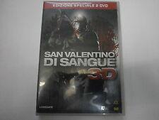 SAN VALENTINO DI SANGUE 3D -DVD ORIGINALE -visita il negozio COMPRO FUMETTI SHOP