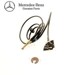 Genuine New Dash F° Temperature Gauge 1965-73 Mercedes 250 280 300 S SE SEL