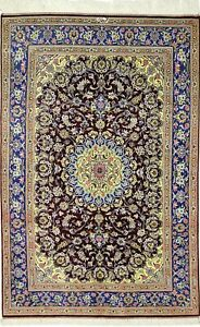 Ghomi 100% Silk 900.000, Kn / Qm Persian Carpet Oriental Rug 1,50 X 0,97