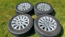 """2003 FORD BA Fairmont 16"""" wheels and tyres falcon"""