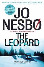 THE LEOPARD a paperback by Jo Nesbø FREE SHIPPING Nesbo Harry Hole book 8