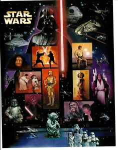 Scott 4143 33¢ Star Wars Free Shipping in the USA