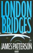 Alex Cross: London Bridges No. 10 by James Patterson (2004, Cassette, Unabridge…