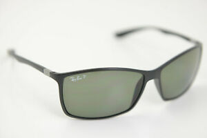 Ray-Ban LITEFORCE sunglasses RB 4179 601-S/9A 3N Matte Black POLARIZED