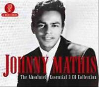 JOHNNY MATHIS - THE ABSOLUTELY ESSENTIAL 3 CD COLLECTION USED - VERY GOOD CD