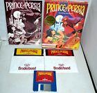 Vintage Prince Of Persia Ibm/tandy Broderbund Software Computer Game / 1989
