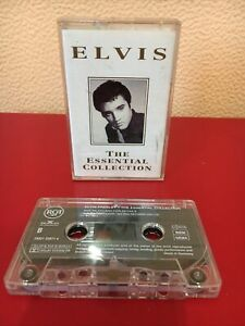 Elvis - The Essential Collection - Cassette Tape Album RARE