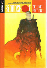 Bloodshot Deluxe Edition #1 Signed & Numbered #85/100 Valiant Publishing MG