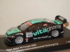 Opel Astra V8 Coupe 2002 VLN Nurburgring van Schuco 1:43 in Box *18335