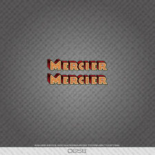 0658 Mercier Bicycle Down/Top Tube Stickers - Decals - Transfers