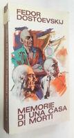 Memorie di una casa di morti - Fedor Dostoevskij - Paoline 1968