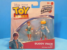 Disney Toy Story Buddy Pack Ken & Astronaut Barbie  New!  Action Links