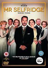 Mr Selfridge Complete Series 3 DVD All Episodes Third Season Original UK R2 NEW