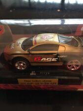 Mini RC Soda Can Race Car - GOLD by deworld.com