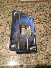 indian spirit laydown license plate bracket gilroy chief scout deluxe harley oem