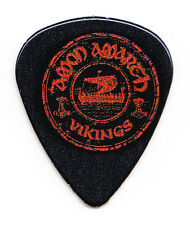 Amon Amarth Vikings Black Guitar Pick - 2017