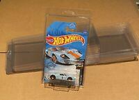50 PACK Hot Wheels/Matchbox Car Protector Pack/Case