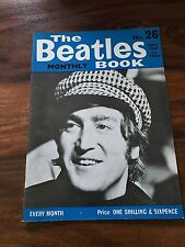 RARE 1965 THE BEATLES MONTHLY BOOK #26