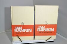 Knots & Crosses, RANKIN, Ian, 2007, Collectors Limited Edition, Signed, Orion