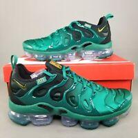 Nike Air Vapormax Plus Atlanta City Special Pack Running Shoes Mens Size 8 Green