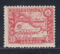 ESPAÑA (1935) NUEVO SIN FIJASELLOS MNH - EDIFIL 694 (30 cts) AMAZONAS - LOTE 2