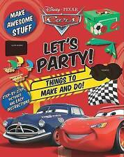 Disney Pixar Make & Do - (Cars - My Cool Room) (Disney Make & Do), Disney, New B