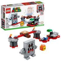 LEGO Super Mario Whomp's Lava Trouble Expansion Set 71364 Building Multicolor