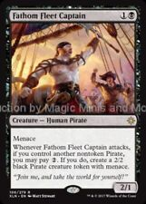 Ixalan ~ FATHOM FLEET CAPTAIN rare Magic the Gathering card