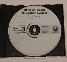 2001 2002 BMW 740i 740iL 745i 745Li 750iL NAVIGATION CD N CENTRAL IA IL MN MO WI