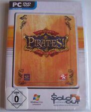 Sid Meier 's Pirates! - tedesco-DVD-Win XP/Vista