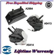 Engine Mounts Front Right or Left Set Kit 4.6, 5.4 L For Ford F150 RWD