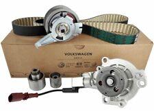 VW, Audi, MAN, SEAT, Skoda, 1.6L 2.0L TDi Timing belt & Water pump kit - Genuine