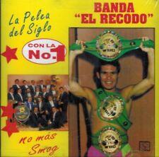 Banda El Recodo de Don Cruz Lizaraga La Pelea Del Siglo CD New