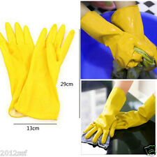 Silicone Car Care Kitchen Household Wash Washing Cleaning Glove Mit Clean Pad