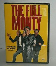 The Full Monty DVD Movie Region 1 One Comedy NEW
